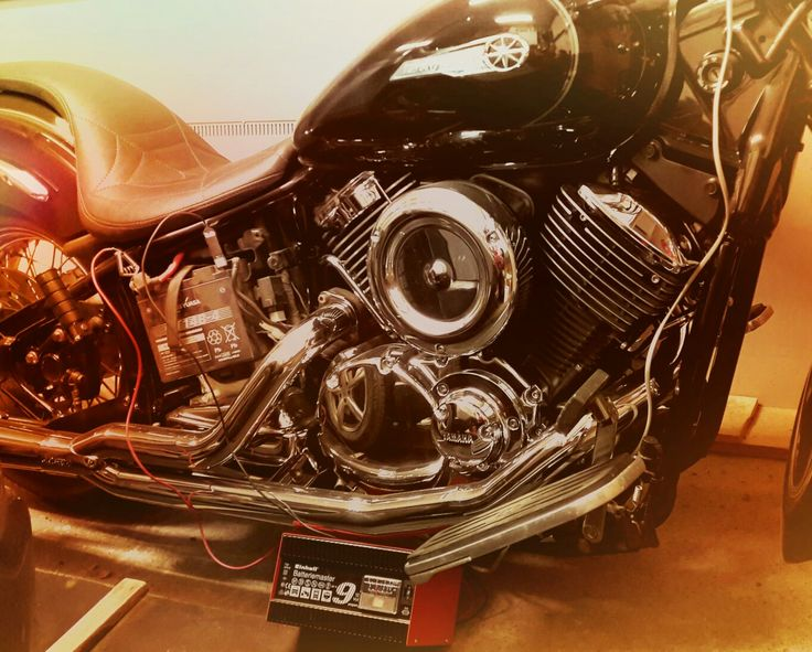 Yamaha Drastar 1100