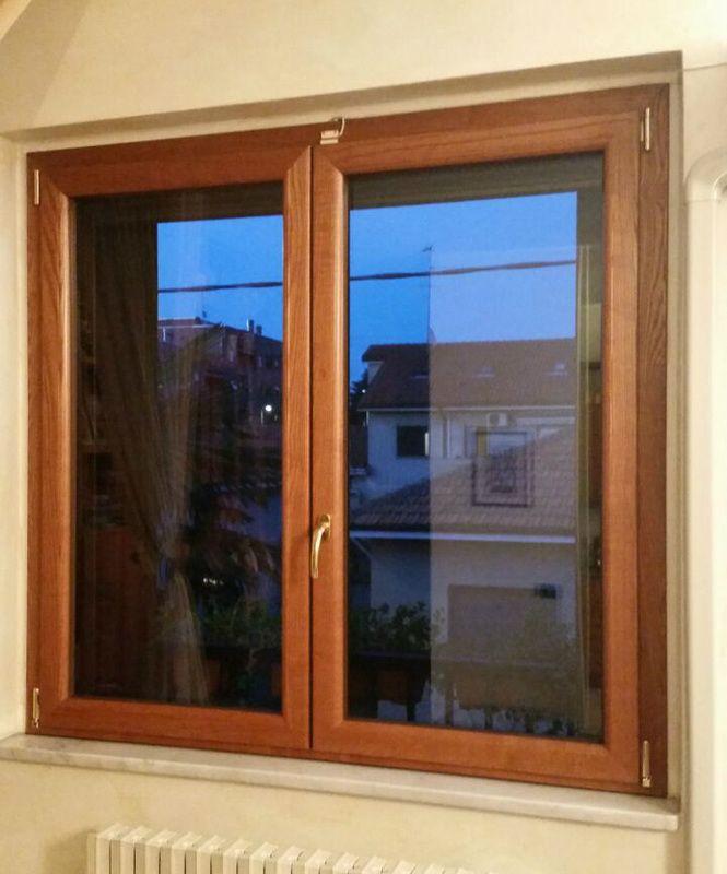 Finestre in legno alluminio Monza - Brianza - Milano