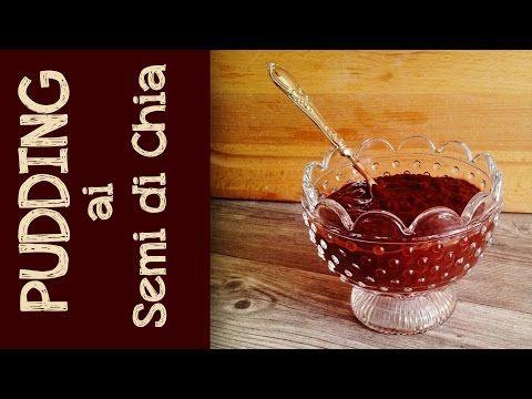 Pudding ai semi di chia | Ricetta Veloce - YouTube