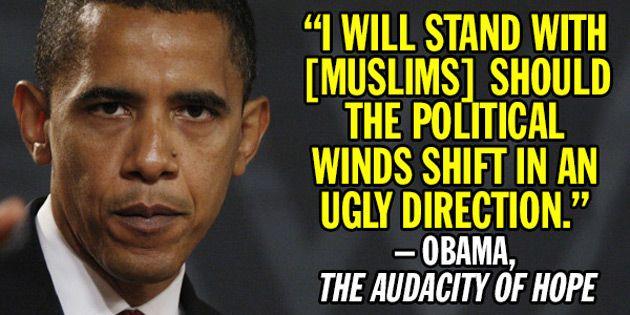 Islamophile Obama to Visit Radical Mosque