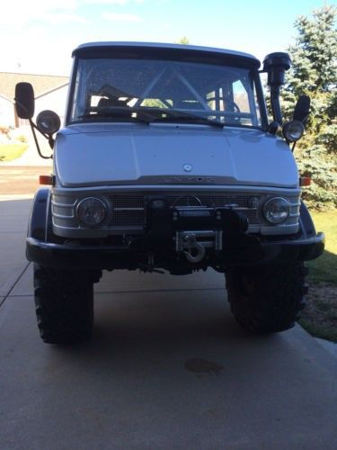 236 best Unimog images on Pinterest | 4x4, Mercedes benz unimog and ...