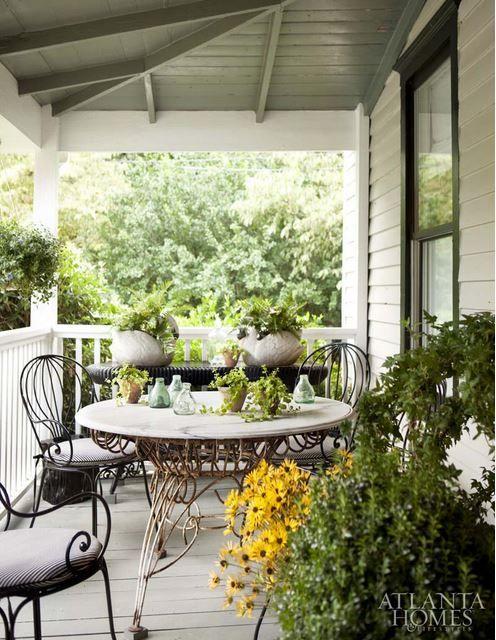 porch Barbara Westbrook