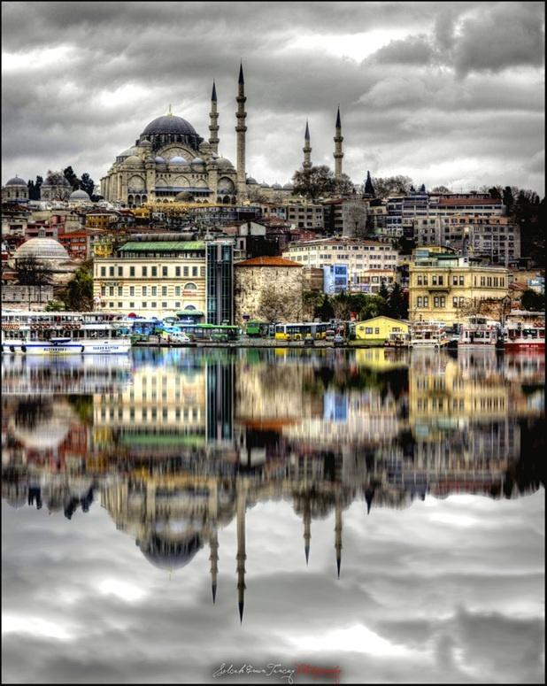 Süleymaniye Mosque - Istanbul