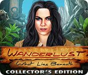 Wanderlust: What Lies Beneath Collector's Edition - http://www.allgamesfree.com/wanderlust-what-lies-beneath-collectors-edition/  -------------------------------------------------  A brand-new adventure series awaits you from Mad Head Games, the creators of Nevertales, Dark Realm, and Rite of Passage!You've been hired by a shadowy businessman to investigate the appearance of a pyramid in the Amazonian jungle. And by 'appearance,' he means the entire thing literally po