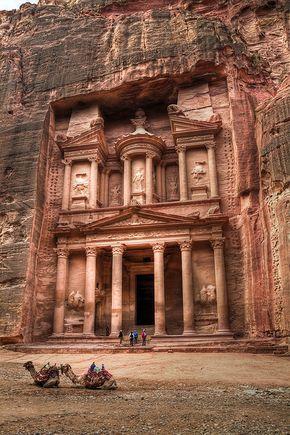 Petra | 8 de los mejores lugares para viajar en noviembre