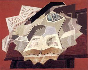 El Libro Abierto - (Juan Gris)