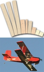 Show details for AMETHYST FALCON Laser Cut Woodpack
