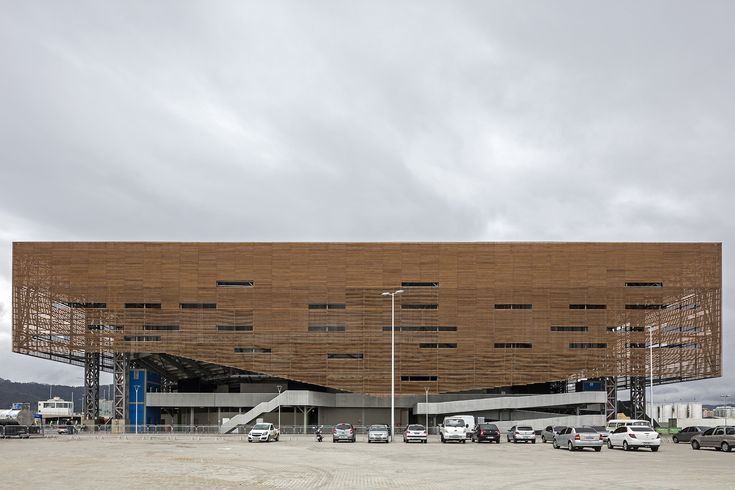 Gallery of Rio 2016 Olympic Handball Arena / OA | Oficina de Arquitetos + LSFG Arquitetos Associados - 8