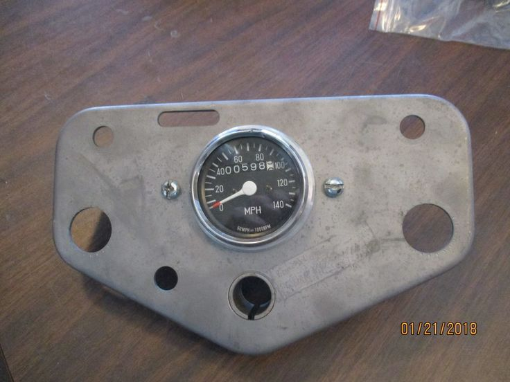"""#cushman CUSHMAN EAGLE SCOOTER PARTS SPEEDOMETER AND DASH """"WORKS GREAT"""" please retweet"""