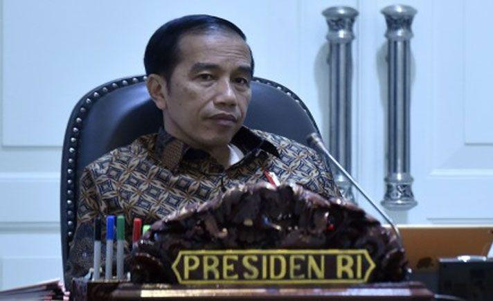 Presiden Joko Widodo sampaikan pesan agar masyarakat lebih bijak menggunakan media sosial.
