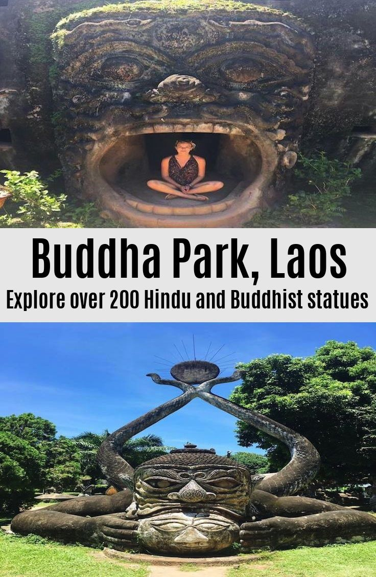 Complete guide to Buddha Park – Vientiane, Laos