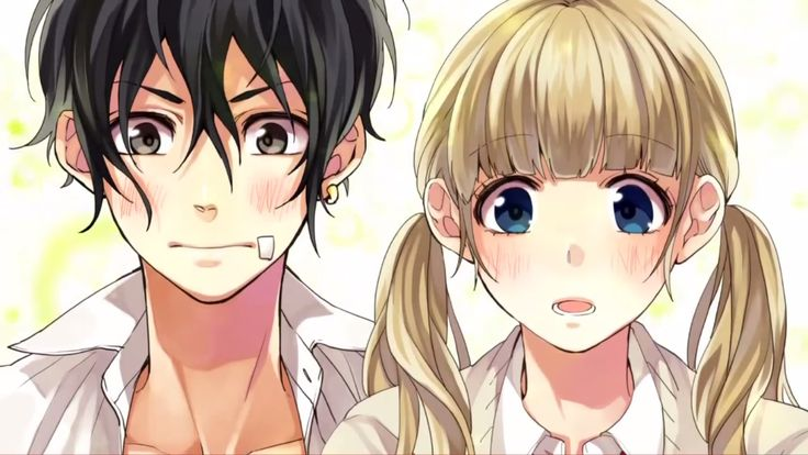 # School girl / boy #honeyworks