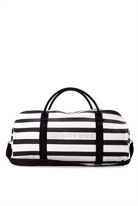 Women's Tote Bags - Country Road Online - Stripe Logo Tote