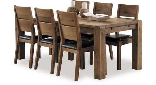 Imola 7-pce Extension Dining Suite