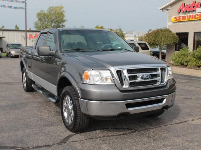 2007 Ford F-150 XLT SuperCrew 4WD #LakelandCarCo #Preowned #Ford #inventory