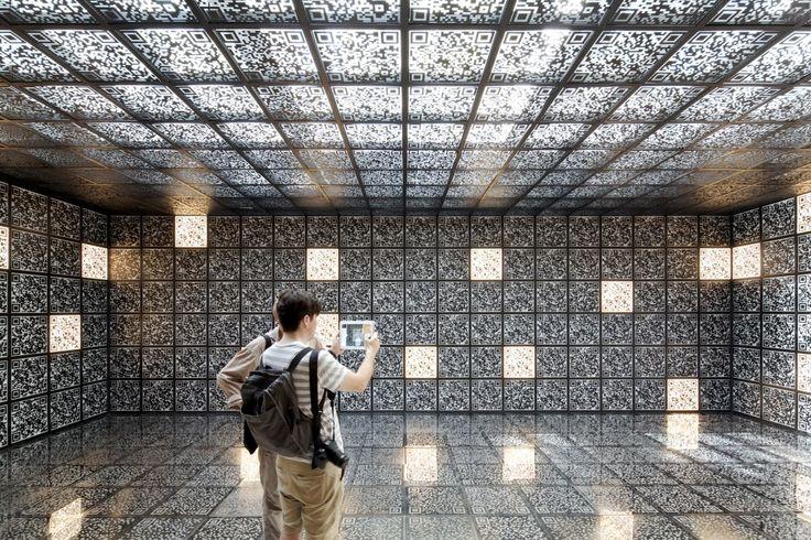 QR presentado en la Bienal de Arquitectura de Venecia - Buscar con Google