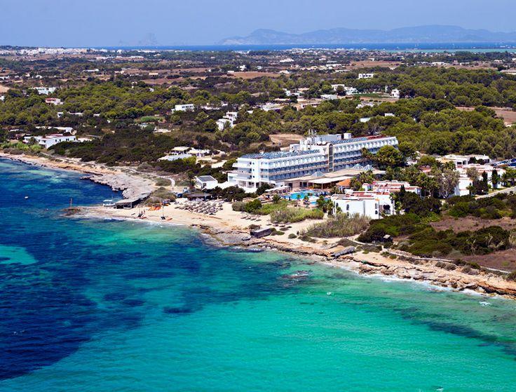 Insotel Hotel Formentera Playa ****. General View.