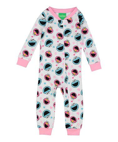 5d0e3c8b65 Look what I found on  zulily! Sesame Street Elmo   Cookie Monster ...