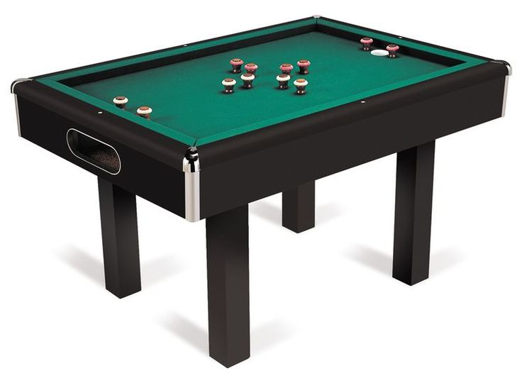 Non-Slate 4' Bumper Pool Table