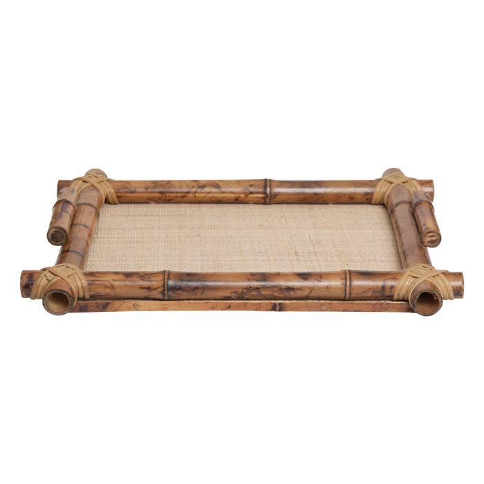 Bandeja Bambu :: Theodora Home
