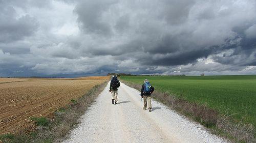 journey between thru hiking adventure santiago ebook