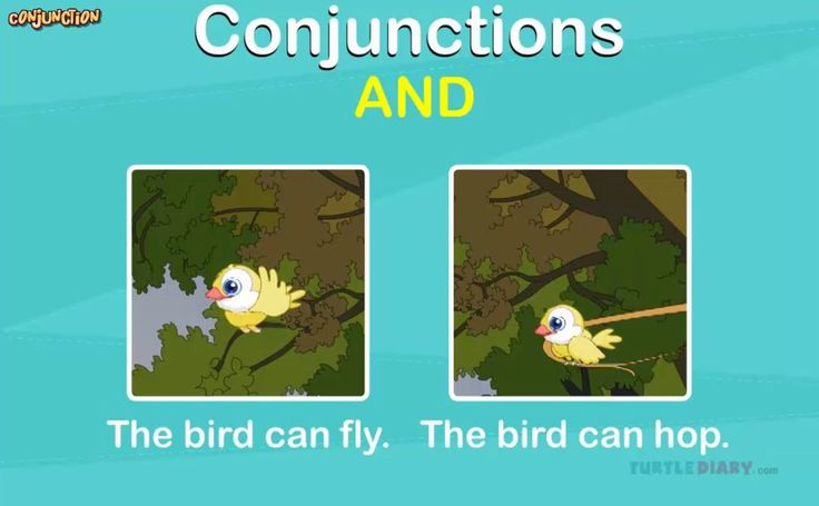 Conjunctions Fanboys on Conjunctions Glue Words