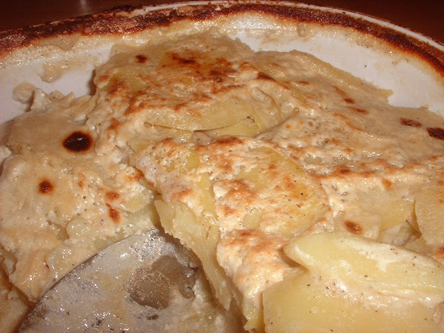 Classic Scalloped Potatoes from Fine Cooking Magazine, February/March ...