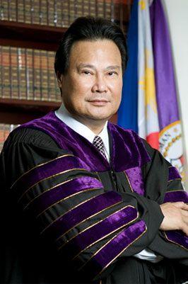 Biography of Chief Justice Renato Corona