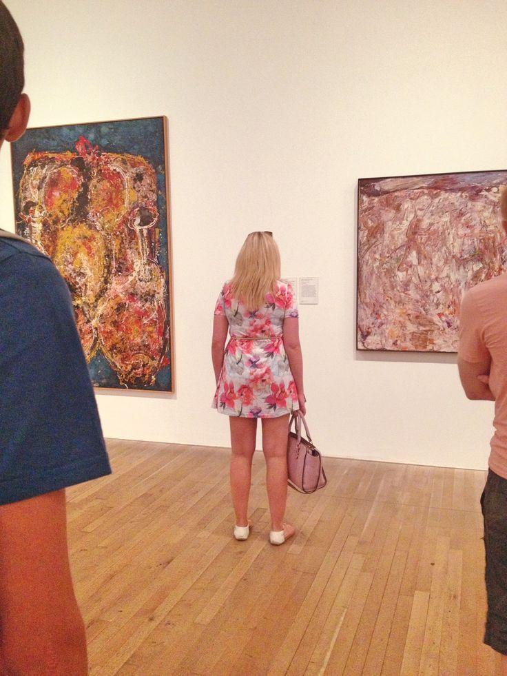 Tate Modern on a saturday