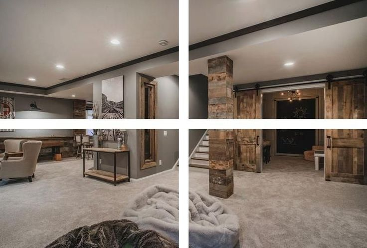 34 Finished Basement Ideas For Your Next Remodeling Project In 2020