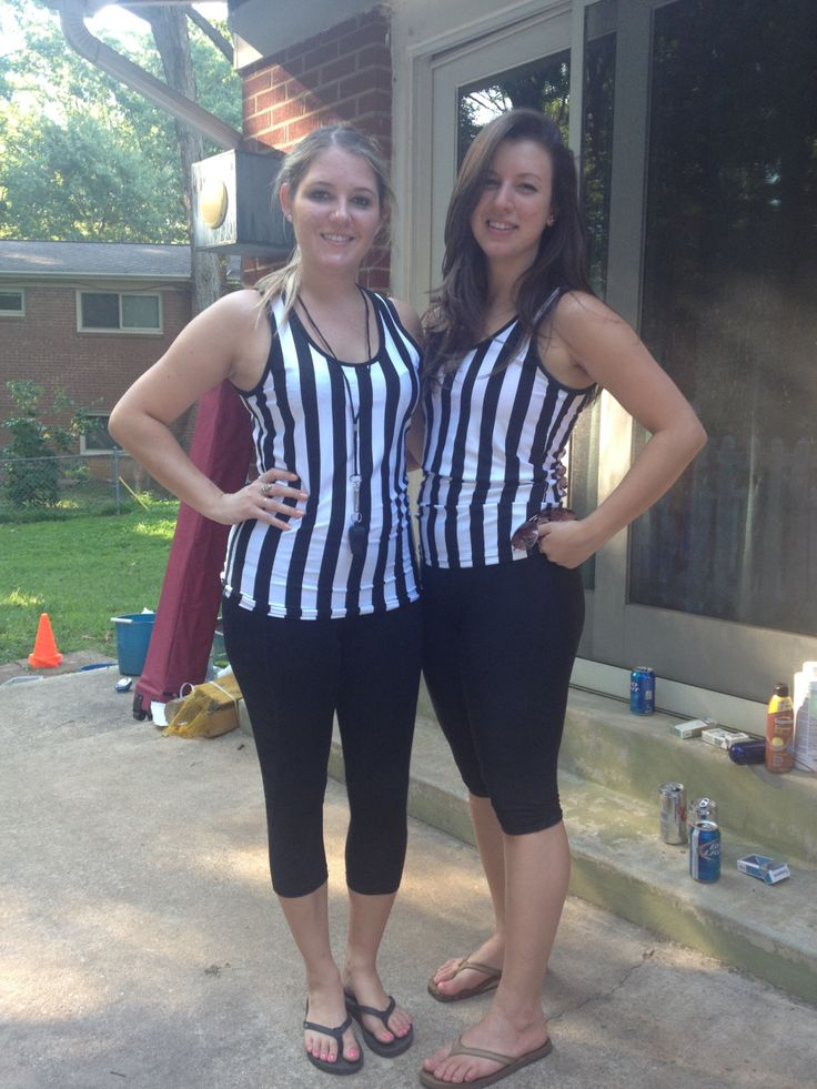 Uniforms for the referees of the different events. Cost- $50