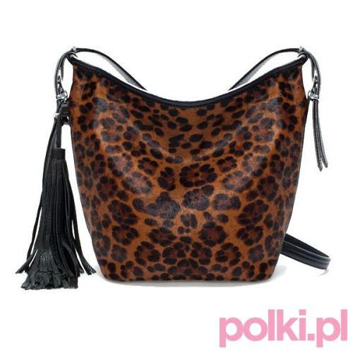 Torebka w panterkę Zara #polkipl | #torebka