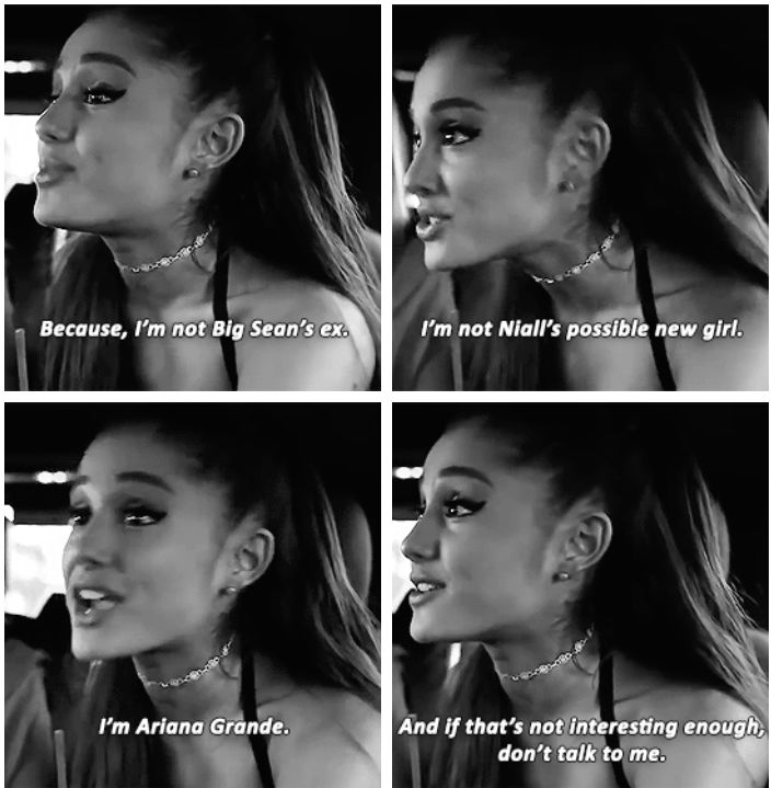 Ariana Grande has always been a beautiful human, but after last night