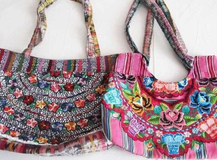 Bolsas_Chiapanecas_Bordadas_a_Mano_por_artesanos_mexicanos $10.00