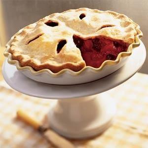 Longhorn Restaurant Four-Berry Pie | MyRecipes.com