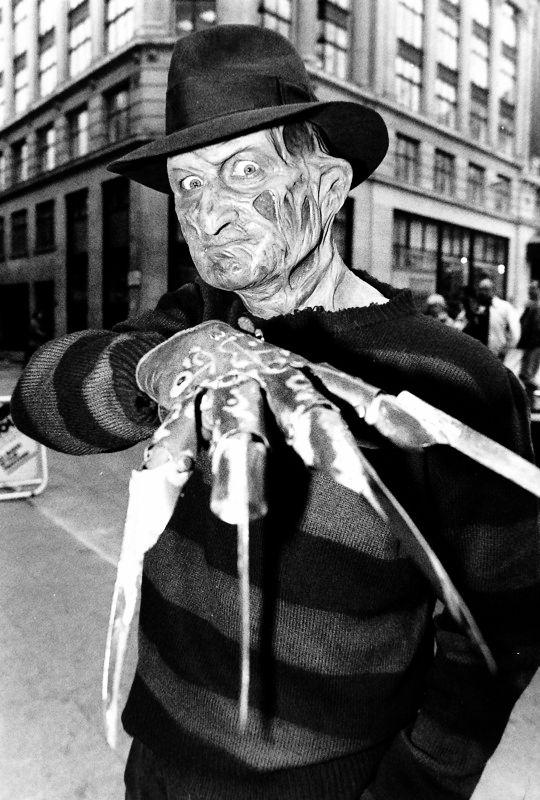 Freddy.