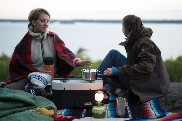 A portable camping stove is great for your close by adventures. Make a camp by the climbing wall or beach and stay the entire day.
