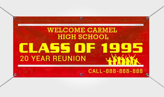 reunion banners design templates - 49 best make own party banner printing online images on
