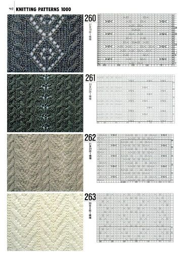 "Knitting patterns book 1000_NV7183 - rejane camarda - ""Picasa"" žiniatinklio albumai"
