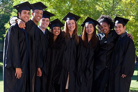 Higher education in USA