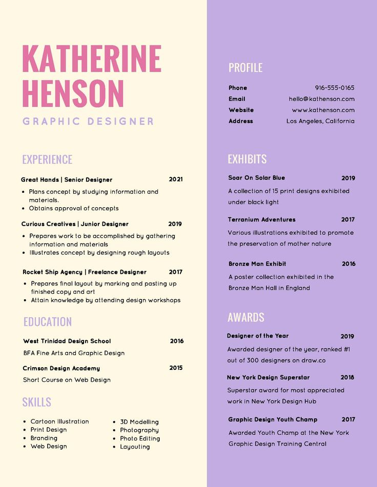 Design your Resume https://www.fiverr.com/s2/c2d6a10cda