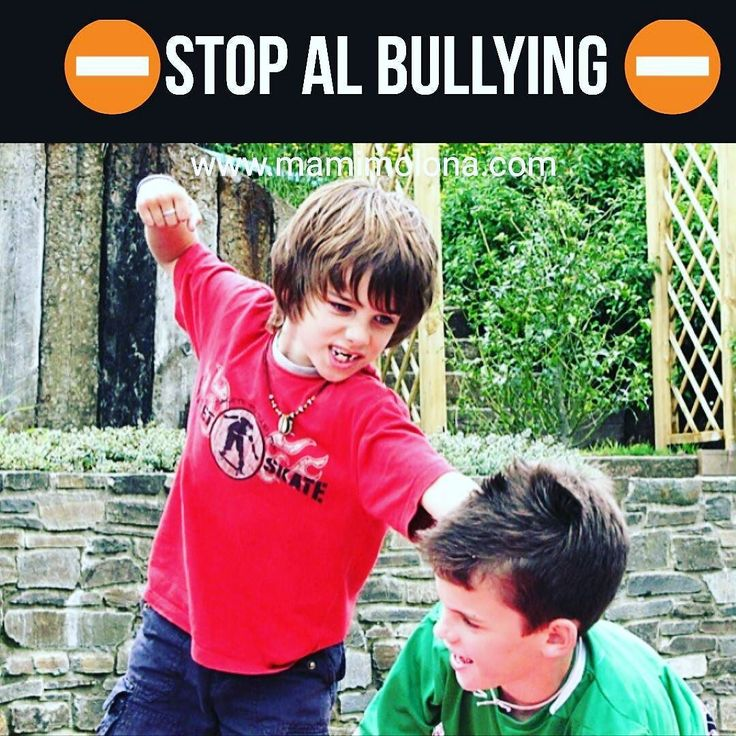 Stop al bullying  #mamimolona #madres #stopbullying #mama #supermadre