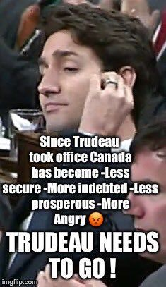You have struck out, Trudeau:  Strike 1. Bailing out Bombardier so they could give their 5 CEOs $5million each.  Strike 2: Giving a convicted terrorist $10.5million in case he got more if he went to court.  Strike 3:  Inviting immigrants in the USA to come to Canada illegally.  THIS IS OUR TAX MONEY YOU ARE THROWING AWAY WITH IMPUNITY.