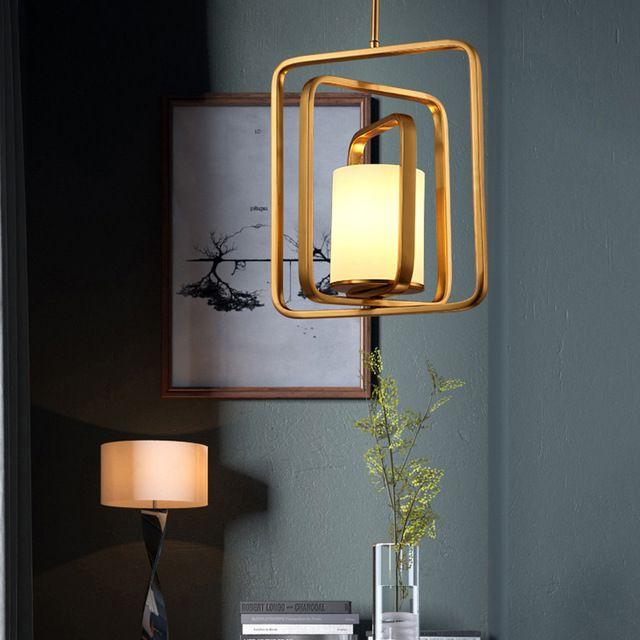 Led e14 Nordic Lâmpada LED DIODO EMISSOR de Luz De Vela de Vidro de Ferro. Luzes Pingente. Pingente. Pingente de luz Para quarto Foyer Sala de Jantar