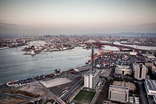 City's Sea - Where the ocean meets concrete.