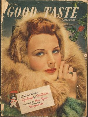 Vintage Authentic1940 S, Christmas Makeup, 40S Style, Vintage Makeup, 1940S Hairstyles, British Fashion, Beautiful Tips, Makeup Advice, Magazines Covers