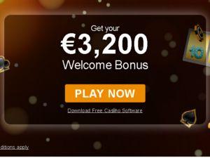 Big Casino Welcome Bonus at Casino.com