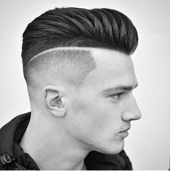 13 Best Mohawk Fade Haircuts For Men Penteados De Cabelo Masculino Cabelo Masculino Cabelo