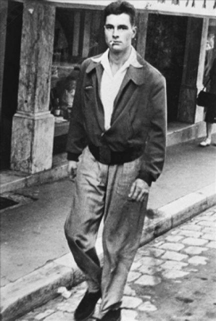 Jacques Chirac jeune