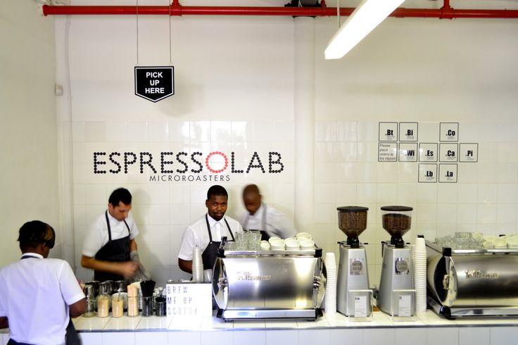 Espresso Lab Microroasters: 375 Albert Rd, Woodstock